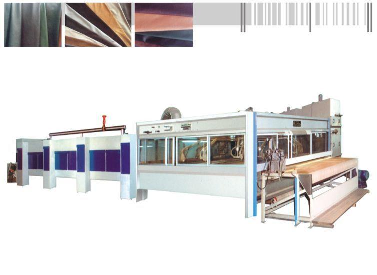 方华皮革环保型自动喷漆喷光生产线-皮革设备-方华