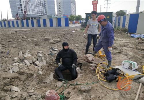 六盘水市导流洞水下封堵施工单位技术卓越