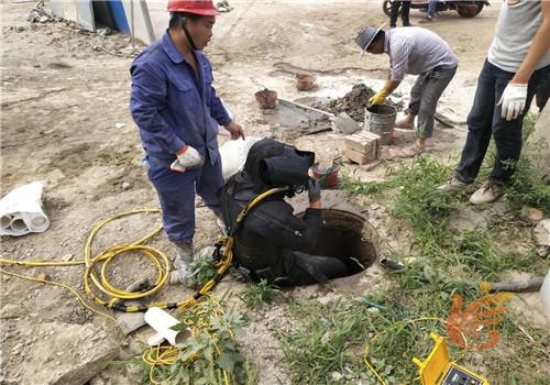 湖州市水下污水池堵漏施工单位背后有什么
