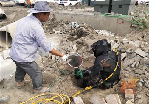 哈尔滨市涵洞水下封堵施工单位国货当自强