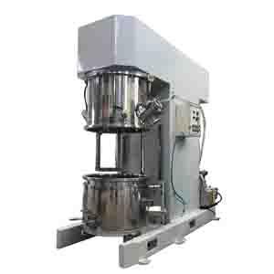 胶浆胶膏行星搅拌机 高粘度胶搅拌机