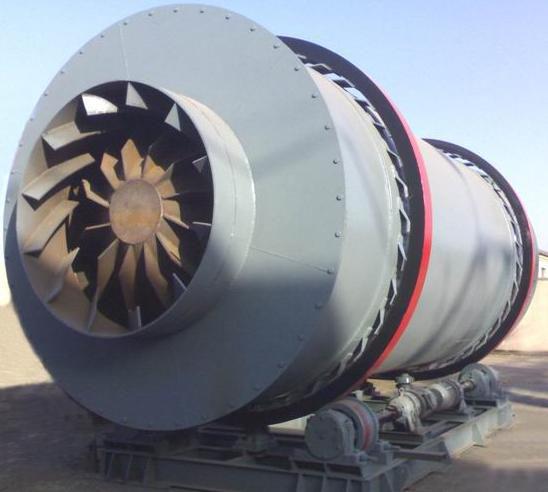 江苏富丰环保专业生产粉煤灰烘干机 专业技术专业服务