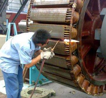 供甘肃武威电机维修和定西修电机厂