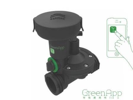 以色列伯��梅特GreenApp智能灌溉控制器