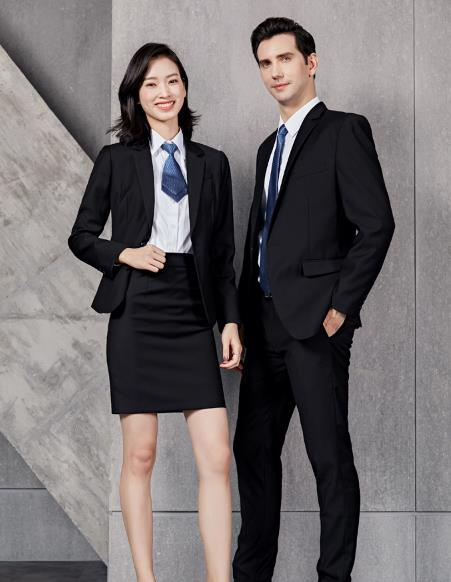 职场OL职业套装定制 办公室女白领职业西装定制