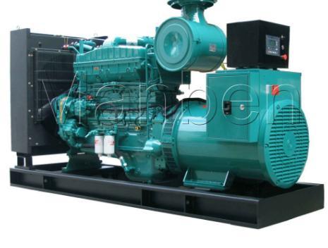 供甘肃张掖发电机和武威沃尔沃发电机组
