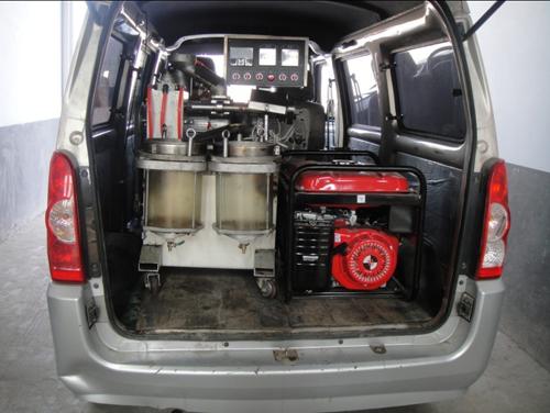 信阳市自贡滤油机厂老式榨油机全套设备