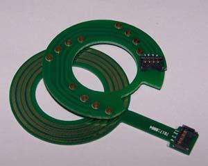 线路板滑环 测试设备导电滑环