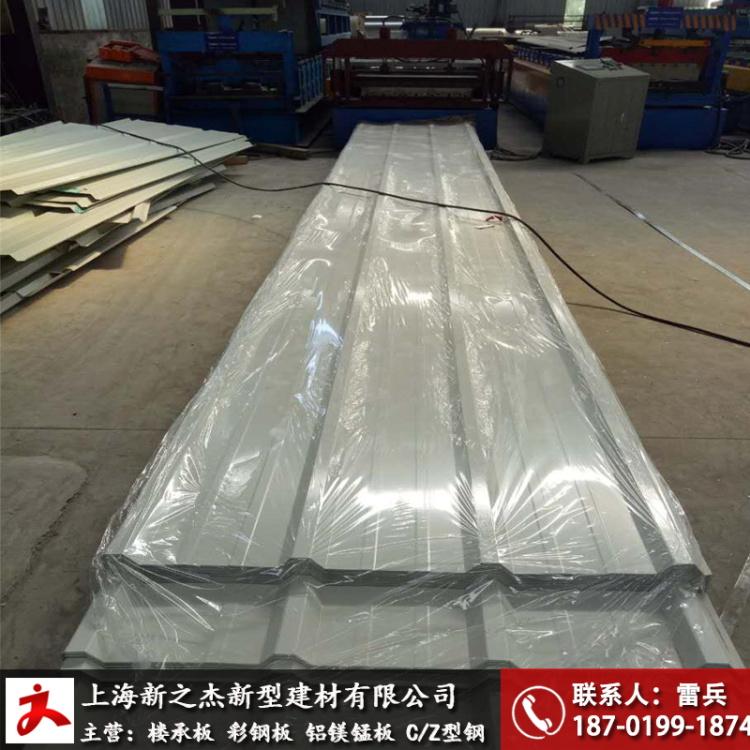湖南郴州乾浦YX76-344-688镀锌钢承板价好质优