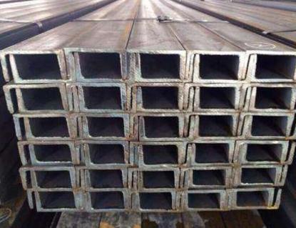 供甘肃金昌槽钢和永昌冷镀锌槽钢