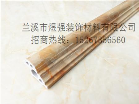 石塑线条4.5公分收口线背景墙造型线可配套UV板使用