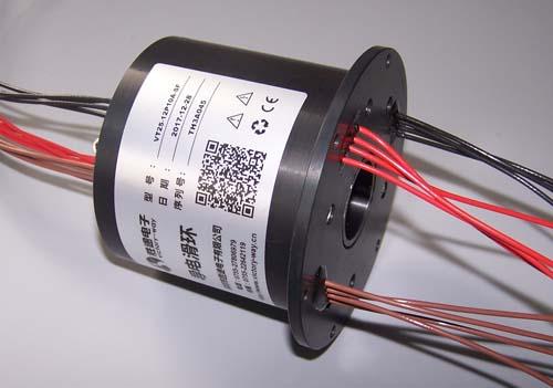 自动贴补强机导电滑环