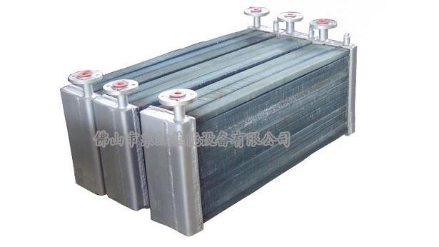椭圆管散热器,椭圆管串片散热器,定型机椭圆管散热器