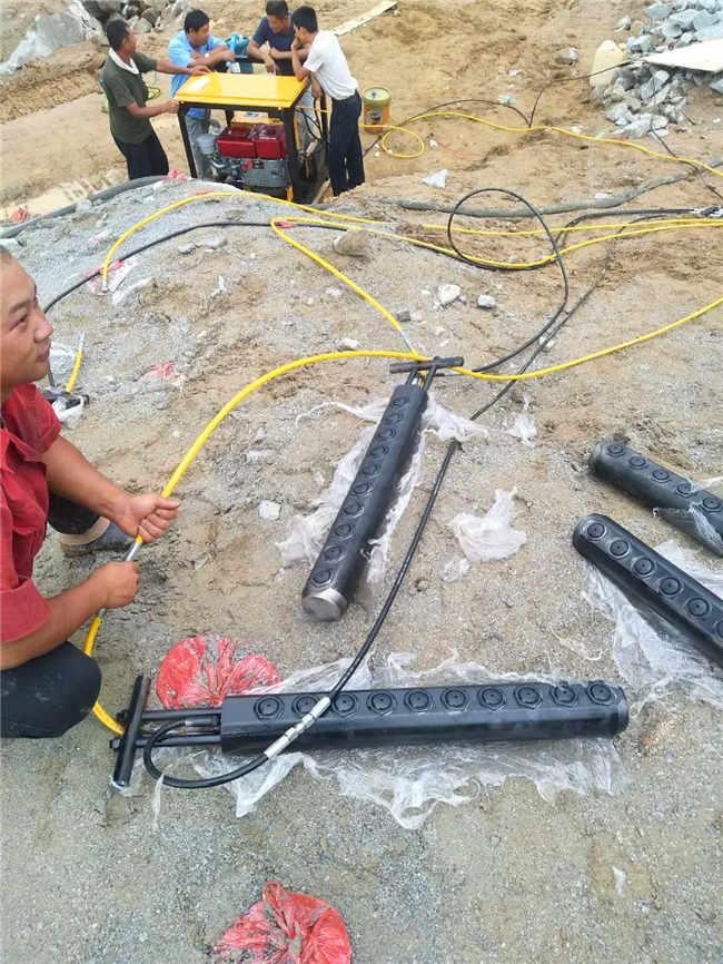 资讯阿坝液压岩石破石棒成本低