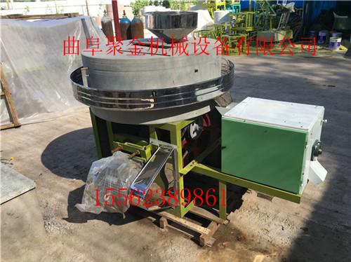 乌鲁木齐荞麦面粉电动石磨型号小麦中药材磨粉机