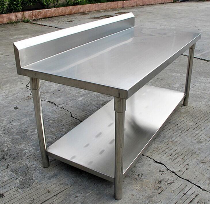 厂家专业定做各类不锈钢工作台定做各类不锈钢制品