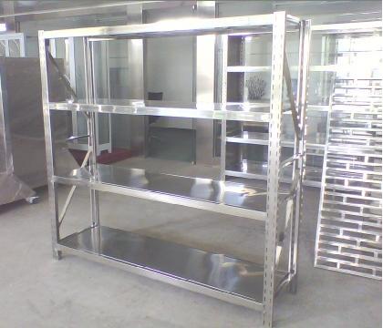 揭阳供应不锈钢仓储货架尺寸可定做