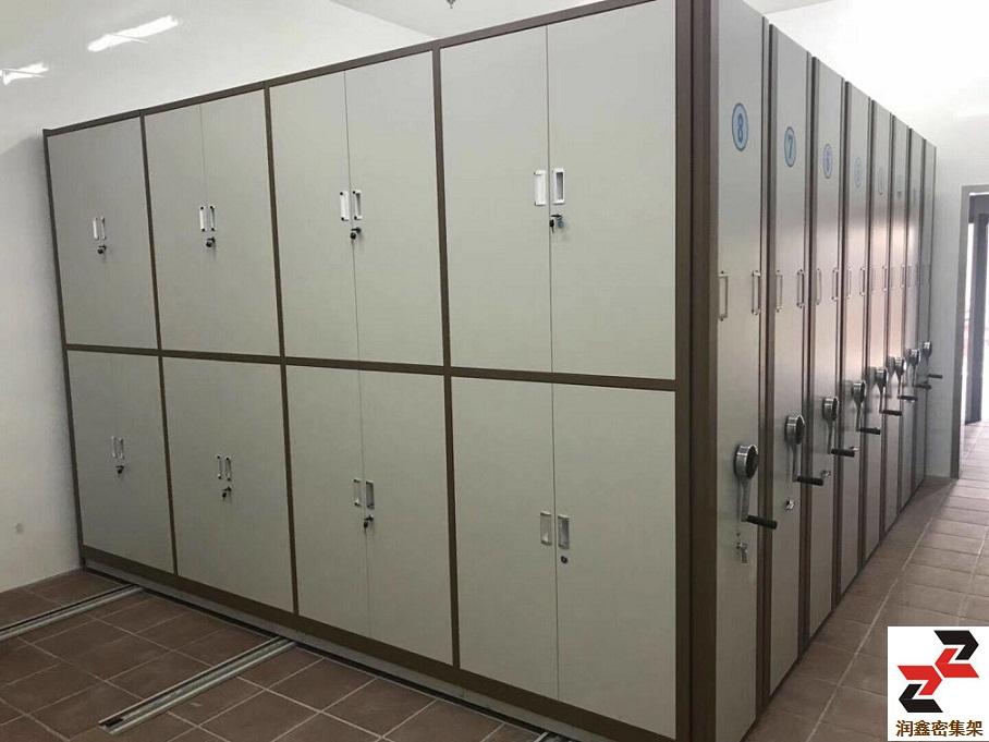 靖边密集架资料密集柜图纸密集柜