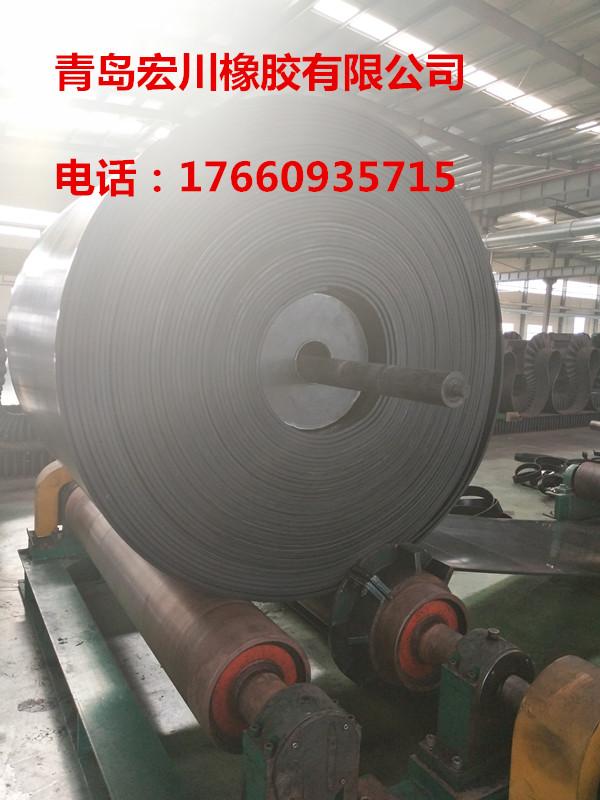 青岛青青青免费视频在线直销钢丝绳芯提升皮带 提升机环形钢丝带价格