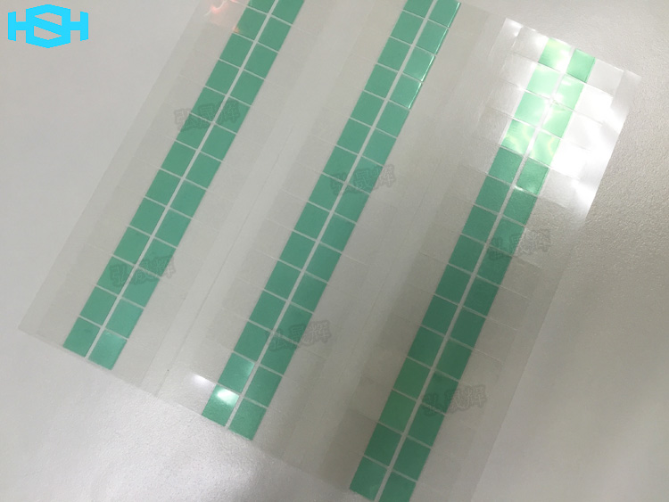 撕膜标签 OPP材质无声胶带 不干胶易撕贴胶带加工定制印刷