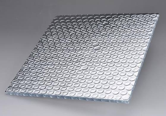 铝箔隔热气泡膜的作用