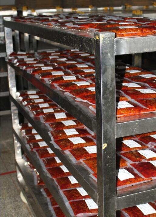 中式快餐标准化汇研特色料包代加工