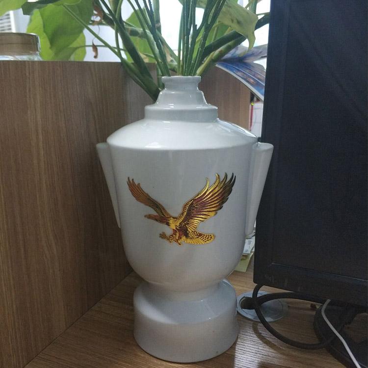 信拓立�w�C金陶瓷花瓶水�N� 低�厮��D印花��制加工
