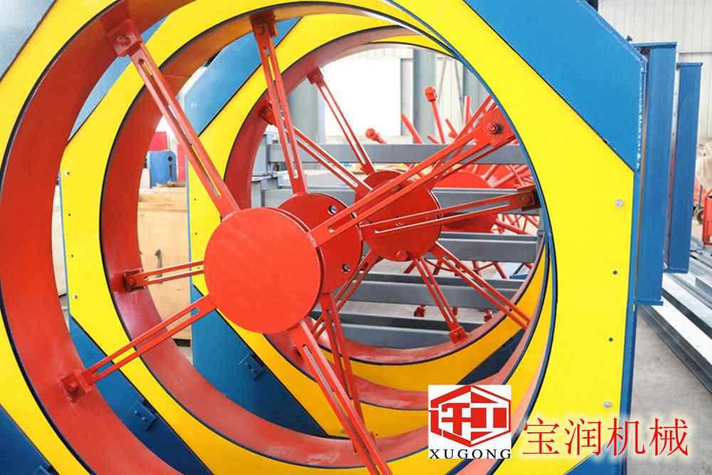甘肃定西钢筋笼加工流程图标准化工地施工