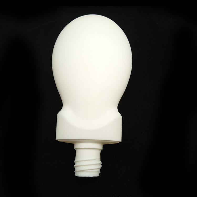 150ml洗手液倒立瓶便携式沐浴露护手霜瓶化妆品包材塑料pe料吹塑