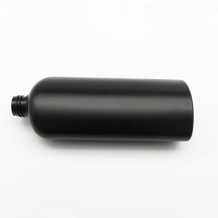 广州橡胶制品塑料包材300mlpet瓶圆肩500ml圆肩瓶颜色可自选扁瓶