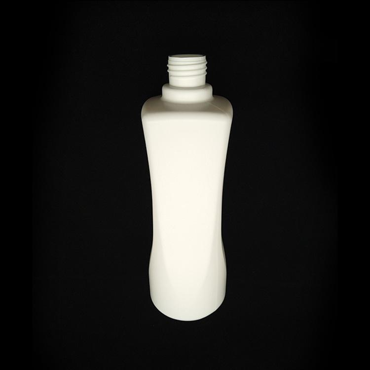 广州花都塑料制品厂日化用品洗发水瓶1000mlpet塑料方瓶厂家定制