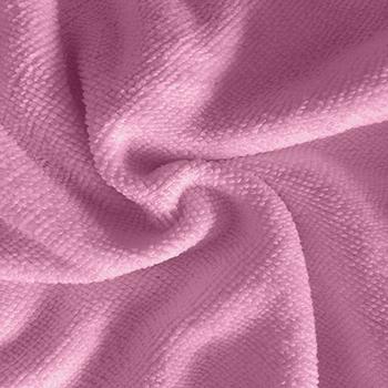 供应全涤毛巾布 酒店用品服装厨卫用品面料 超细纤维面料