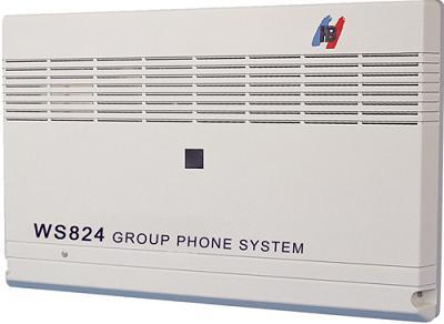 WS824(10A)集团电话