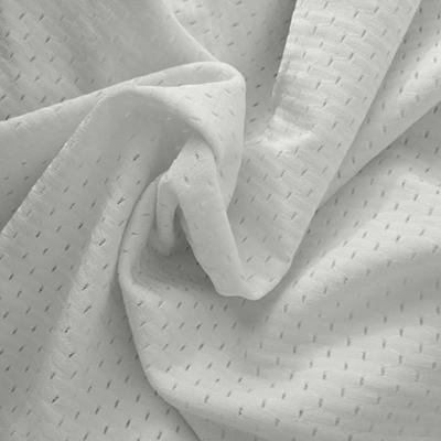厂家直销洞洞莱卡布 服装内衣透气面料 洞洞弹力布