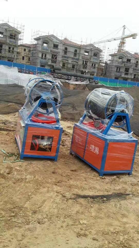云南临沧工地塔吊喷淋雾化系统厂家