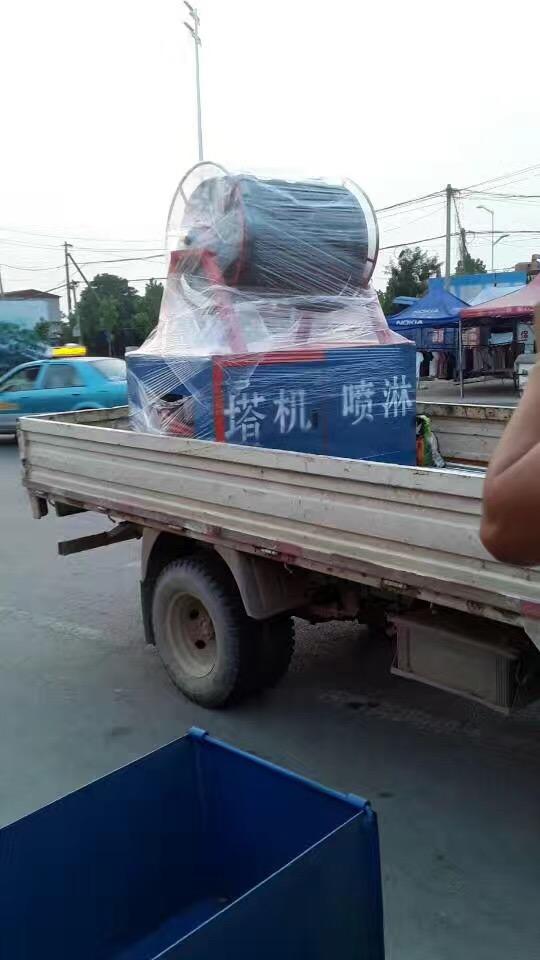 贵州毕节塔机喷淋降温除尘专业制造