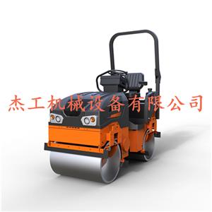 双钢轮压路机厂家 1.5吨座驾式压路机价