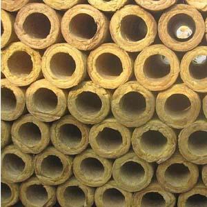 供青海岩棉管和西宁保温岩棉管
