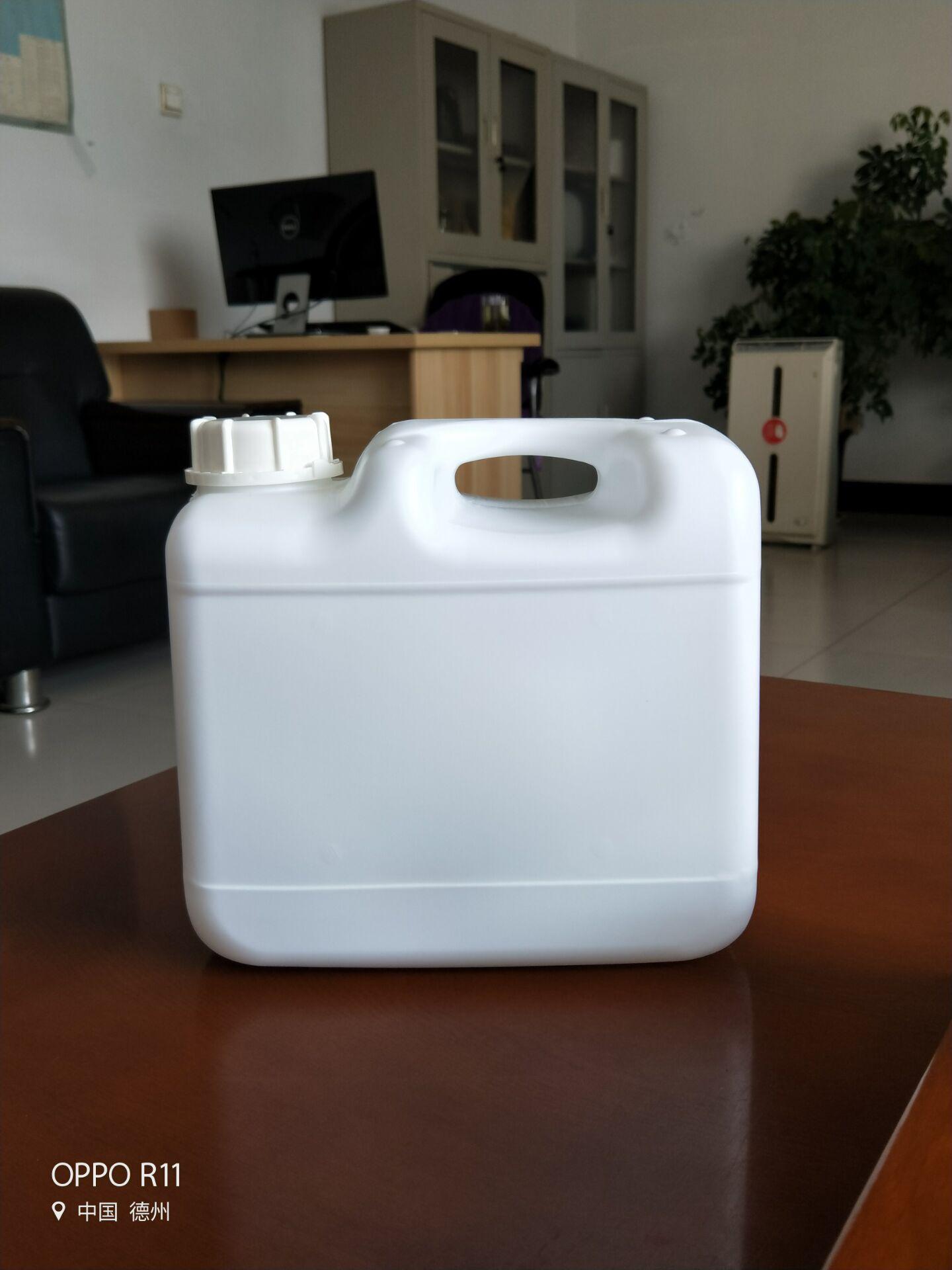 新型山东5升加厚塑料桶5L肥料塑料桶透气塑料桶生产厂家