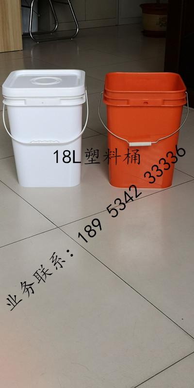 吉林18升蔬菜桶厂家18L农作物包装桶生产加工