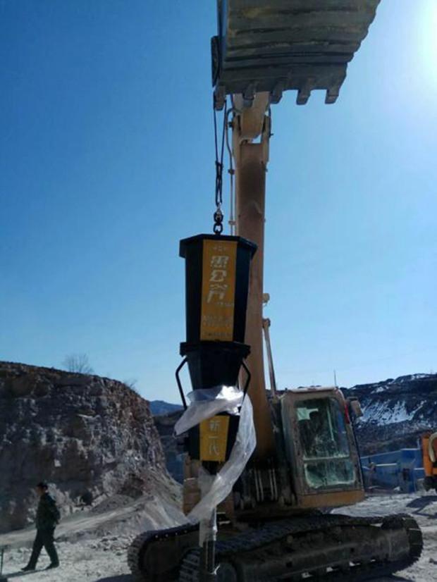 长沙矿山采石劈石器能开多少方