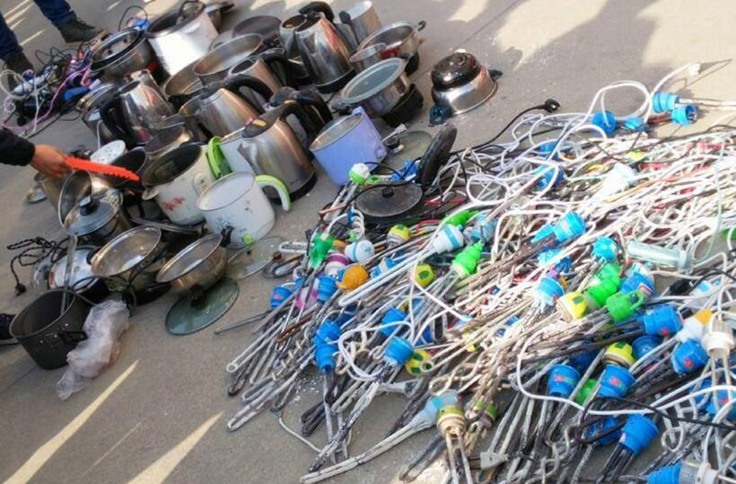 上海全市的劣質品銷毀公司、奉賢區報廢日常用品銷毀中心