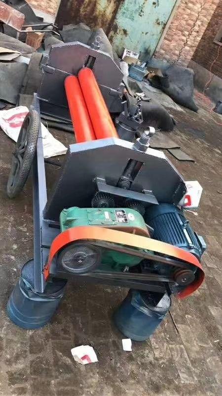 防城港小型手动铝皮压边机小型现场铁皮保温压槽机咨询介绍