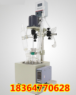 供应济宁斯泰维他DF1L-5L 小型实验室反应器