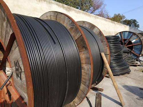 资讯昆山铜芯电缆线回收句容市电缆线回收知识
