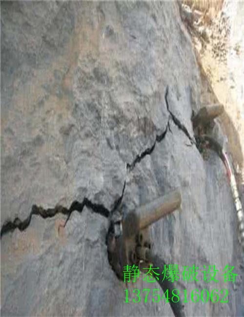 替代膨胀机膨胀水泥破石多少钱一吨二连浩特