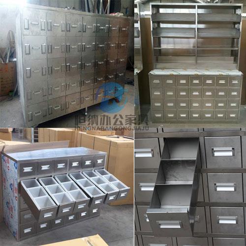 欢迎泸州中药斗价格201不锈钢中药柜生产厂家