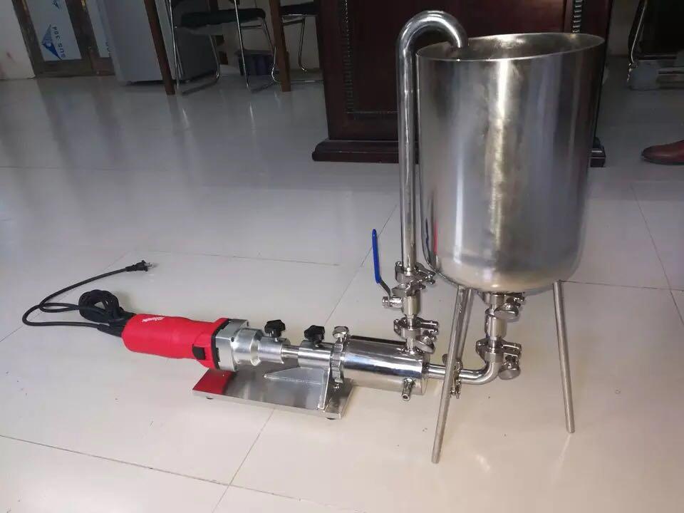 粉底液高剪切均质乳化机