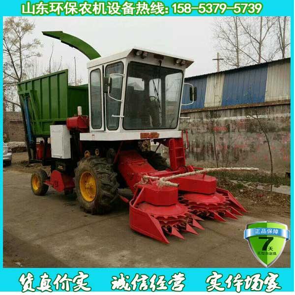 黑龙江哪里有卖二手青贮机的 多少钱一台