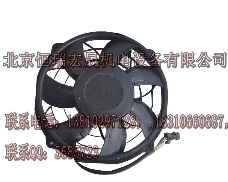 北京恒瑞供应全新德国原装W3G300-bv25-21轴流风扇